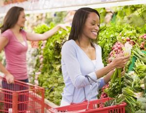 Bersahabat erat dengan makanan sehat