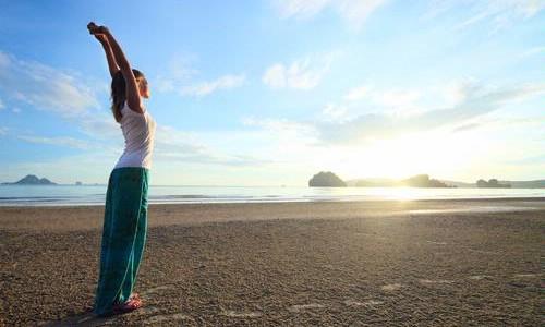 Breatharian mengklaim dengan berjemur saja kita bisa bertahan hidup lebih sehat