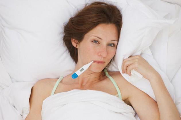 Cek suhu basal segera sebelum Anda bangkit - via wonderpediamagazine.co.uk