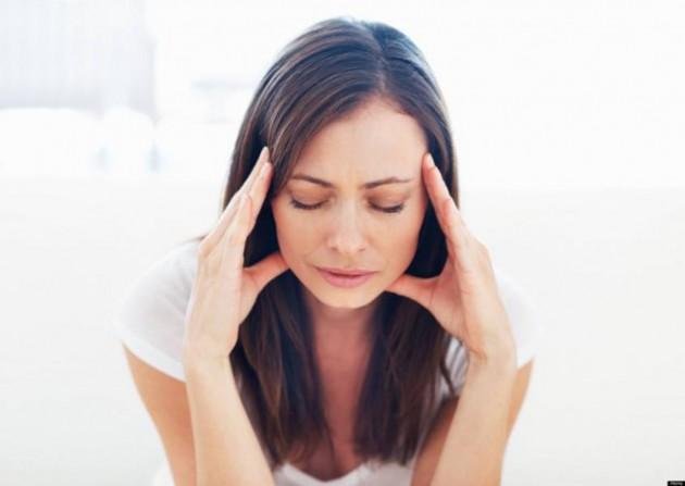 Hindari stres supaya menstruasi tidak berlebihan - via neolaia.gr