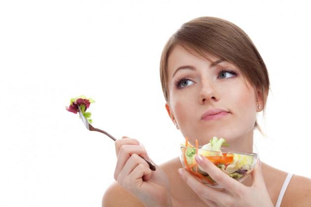 Susah makan. Maunya makanan yang sedang diidamkan - via livescience.com