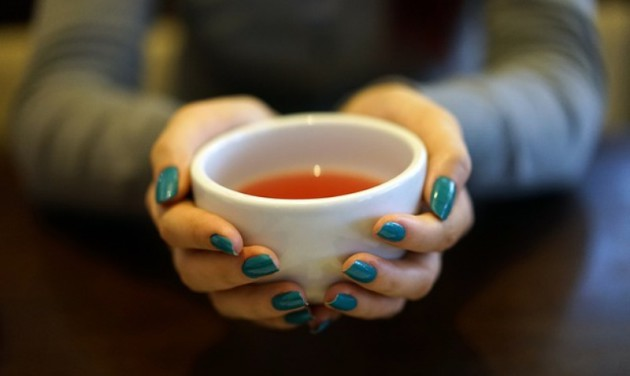 Teh hijau membantu mengurangi nafsu makan - via www.newlovetimes.com