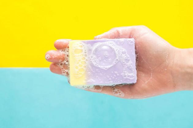 Sabun mandi bukan untuk wajah
